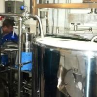 Обладнання для переробки молока різної комплектації