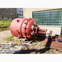 Продам эмалированный реактор 2, 5м3