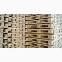 Новые деревянные поддоны 1200*800 EPAL license