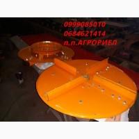 Диск метатель, тарелка разбрасывателя минеральных удобрений РУМ4. РМГ4