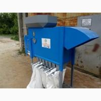 Аэродинамический безрешётный сепаратор зерна АСМ-5