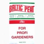 Торфяной субстракт Балтик Пит (Baltic peat KKS), Латвия