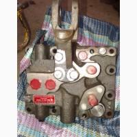 Механизм переключения передач К-700