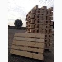 Новый EUR деревянный поддон 1200*800 - 155грн