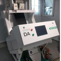 Фотосепарація зерна до 99.9% на сортувальній оптичній машині Bühler