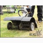 Вычесывание газона; скарификация газона