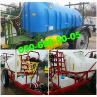 Полевой прицепной опрыскиватель ОП-2000/2500 для химической обработки растений