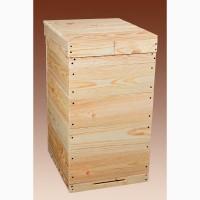 Вулики улья для пчел вертикальные корпусные