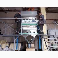Услуги завода по подготовке семян