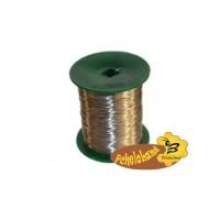 Проволока пчеловодная из нержавеющей стали 0, 5 кг., диаметр проволоки 0, 3…0, 4 мм
