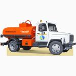 Дизельное топливо оптом в Херсоне от ООО Витана-Оил. Доставка от 1500 л по югу Украины
