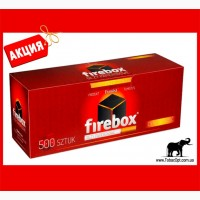 Сигаретные гильзы Firebox 500 шт | Гільзи сигаретні | Ароматизатори! ОТ ТАБАК ОПТ