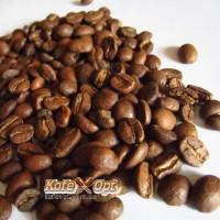 Кофе в зернах Арабика Индия Малабар. Свежая обжарка