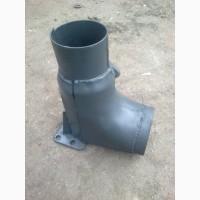 Труба выхлопная Т-150, СМД-60 (72-07002.00) колено