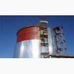 Емкости из нержавеющей стали до 5000м3 м.куб., зернохранилища, силоса, емкостное оборудов