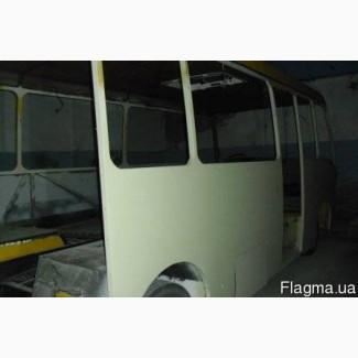 Капитальный ремонт автобусов Богдан и грузовиков Isuzu
