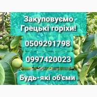 Сезон Грецького горіха розпочато!!! Закуповуємо грецькі горіхи урожаю 2021 року