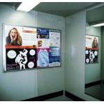 Реклама у ліфтах та під їздах