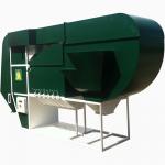 Сепаратор очистки и калибровки зерна от 1 до 200 тонн в час, машина сепарации ИСМ