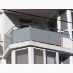Стеклянные ограждения на балкон, террасу, для лестниц