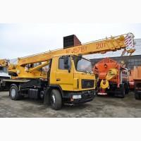 Новый автокран КС-4571ВY-С-02 Машека 20 тонн, 27 метров