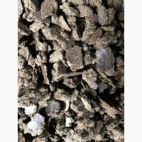 Жмых подсолнечника технический на сжигание (макуха паливна)
