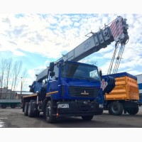 Новий автокран КС-55727-С-12 Машека на шасі МАЗ-6312С3 (Е-5), вантажопідйомність 25