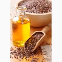Масло льняное органическое / Linseed organic oil