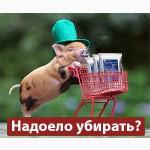 Свиньи, куры, КРС. Ферментационная подстилка Нетто-Пласт. Сельское хозяйство без навоза