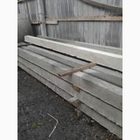 Стовпчики(столбики)бетоннi