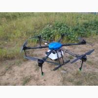 Агро-дрон Reactive Drone Agric RDE616 (Полная версия)