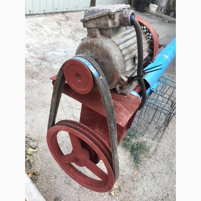 шнековый транспортер для зерна купить бу