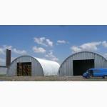 Строительство бескаркасных арочных сооружений