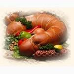 Колбасы от производителя Мелкий и крупный опт Низкие цены