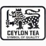 Чай листовой черный, зеленый рассыпной в мешках по 16 кг. Шри Ланка