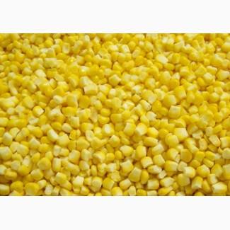 Кукуруза зерна замороженные