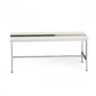 Разделочный стол двойной