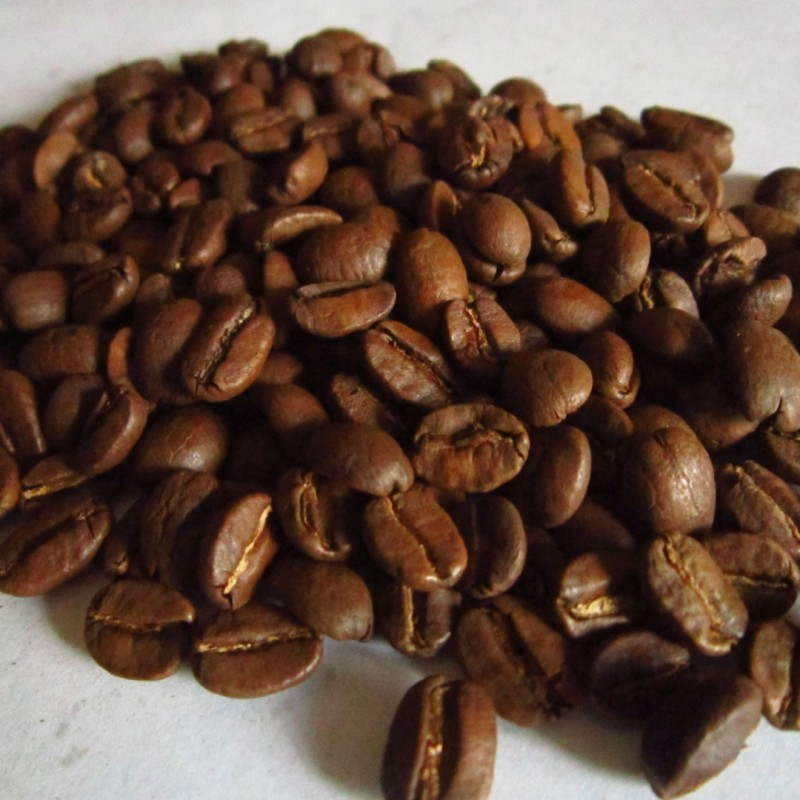 Arabica coffee futures market