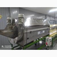 Оборудование машина для очистки (чистки) от кожуры овощей, картофеля, моркови, лука УОК-2