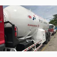 Автоцистерна для скопленного газа