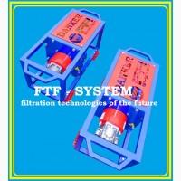 Насосные станции для перекачиваня вязких жидкостей. FTF-system