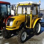 Продам Мини-трактор Dongfeng-244C (Донгфенг-244К) с кабиной желтый