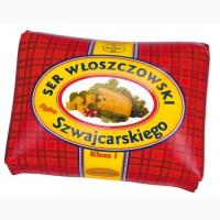 Сыр Швейцарский Wloszczowski Польша