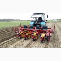 Машина рассадо-посадочная МРП под пленку (для помидоров, капусты, перца, огурцов)