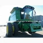 Комбайн зерновой роторный JD 9760 STS б/у из США