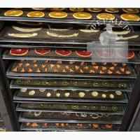 Инфракрасный сушильный шкаф Фермер-2040 для сушки фруктов, овощей, ягод