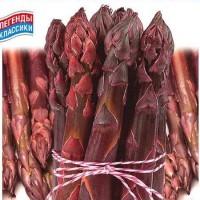 Продам семена Спаржа Багровая страсть