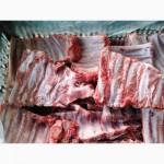 Ребро свиняче обрізне (для копчення)