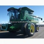 Комбайн зерновой роторный John Deere 9760 STS б/у из США