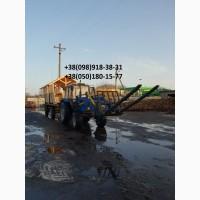 Вила для поднятия Евро-поддонов на трактор Т-40, ЮМЗ, МТЗ